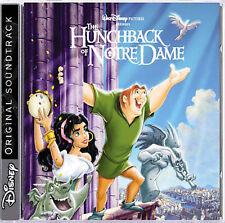 , The Hunchback Of Notre Dame: An Original Walt Disney Records Soundtrack, New S