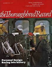Thoroughbred Record-Breeders' Cup 1988-Personal Ensign