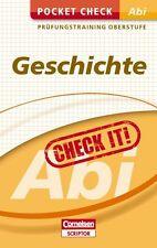 Antes, S: Pocket Check Abi Geschichte von Stephan Mund und Steffen Antes (2012,…