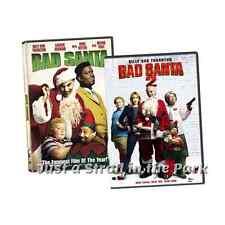 Bad Santa: Complete Billy Bob Thornton Movies Series 1 & 2 Box / DVD Set(s) NEW!