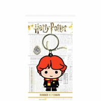 Harry Potter Ron Weasley Chibi Rubber Keyring Keychain - Carat Shop