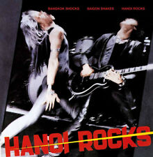 Hanoi Rocks : Bangkok Shocks, Saigon Shakes CD (2016) ***NEW***