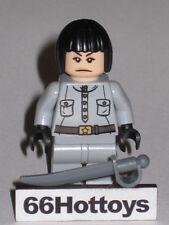 LEGO INDIANA JONES 7627 7628 Irina Spalko Minifigures New
