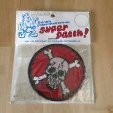 Vintage PIRATES Motorcycle Bike 1970's Sew on Patch,Patches