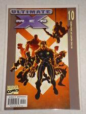 X-MEN ULTIMATE #10 VOL1 MARVEL COMICS NOVEMBER 2001