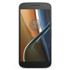 Motorola Moto G4 16Gb Xt1621 Unlocked Gsm 4G Lte Octa-Core Phone - Black