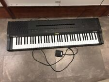 Vintage 1980's Casio Cps-700 Digital Piano Japan Made Fully Functional