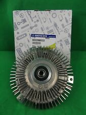 GENUINE SSANGYONG ACTYON SPORTS UTE 2.0L TURBO DIESEL CLUTCH (VISCOUS)  FAN ASSY