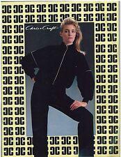 1983 Chris Craft Women's Fashion Catalog