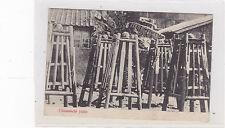K 645 -Tsingtau, Chinesische Justiz - Holzkäfig mit Insassen, ungelaufen