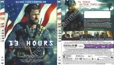 13 Hours: The Secret Soldiers of Benghazi (SLIPCOVER ONLY for Blu-ray)