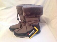 UGG AUSTRALIA WOMENS ORELLEN SNOW BOOT WATERPROOF CHARCOAL SIZE 6.5 NEW IN BOX