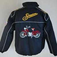 Simson-SR2 - Jacke // Simson-SR2 - Jacket // Racing-Jacke // 3 Farben