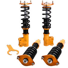 New Coilovers Kit For Subaru Forester 2009 2010 2011 2012 2013 Adj. Height Shock