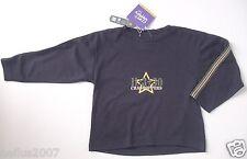 BNWT Girls Boys Crag Hopper Kids Logo Blue Sun Sensor T-Shirt Top Age 5-6