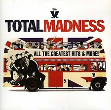 Total Madness - All The Greatest Hits And More! - MADNESS CD