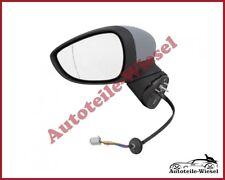 View Max Seitenspiegel Links Ele. Heiz. Blinkl. für Ford Fiesta VI JA8