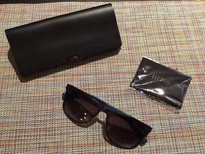 Hugo Boss Orange Sonnenbrille BO 0244/S mit Etui und Brillenputztuch