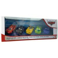 Disney Pixar Cars Piston Cup Race 5 Pack w/ Leak Less New Unopened Free Shipping