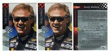 1X RUSTY WALLACE 1994 Upper Deck #RW1 PROMO NMMT Lots available Nascar Indy F1