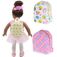 Fashion Bag for 18 Inch Doll Party Accessories New Kids Children Baby Toy Gifts