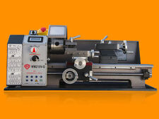 WM210V-G 600W Brushless Motor Lathe Variable Speed Matal Lathe Machine 220V