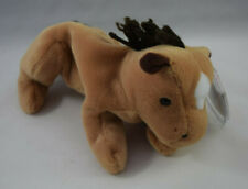 "TY BEANIE BABIES - ""DERBY"" - Ear and Tush Tag Retired"