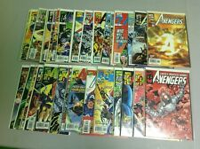 AVENGERS #0 1-84, #500-503 AND FINALE PLUS ANNUALS  COMPLETE SET MARVEL