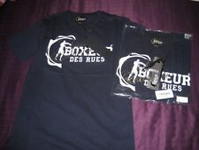 Boxeur des Rues T-Shirt Serie Exclusive  NEW KOLEKTION GR.XXL !!! OVP 40€