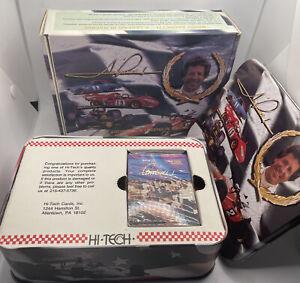 Hi-Tech 1992 Mario Andretti - A Legend in Racing LE 52 Card Set Open Box New