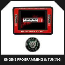 Jaguar - Customized OBD ECU Remapping, Engine Remap & Chip Tuning Tool