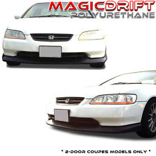 Made for 98-00 Accord 2DR Coupe JDM OEM Sport Type-S Front Bumper Lip (Urethane)