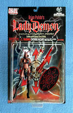 LADY DEMON BRIAN PULIDO CHAOS COMICS CLAYBURN MOORE ACTION COLLECTIBLES FIGURE
