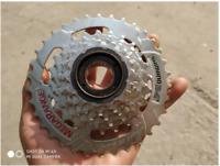 Shimano MF-HG40-6 6 Speed bicycle Freewheel  Spinning Flywheel 14-34T