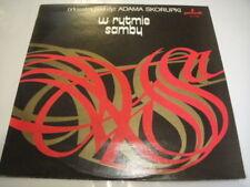 Adama Skorupki Jazz Orchestra – W Rytmie Samby POLAND Jazz LP