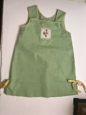Secret Wishes Smocked Fish Dress Sz 4T