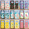 Summer Floral Flamingo Palm Leaf Phone case Galaxy J5 S5 S6 S7 S8 S9 Edge Plus