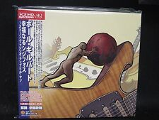 PAUL GILBERT Stone Pushing Uphill Man JAPAN K2HD HQCD+DVD DELUXE EDITION Mr.Big