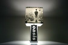 Handmade 'Oasis' Lamp + Slane Castle Shade, Liam Gallagher, Definitely Maybe
