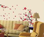 Plum Blossom Flower Wall Sticker Mural Vinyl Decal Home Room Decor Art Removable