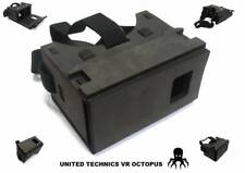 EXTRA Leicht! OCTOPUS Cardboard VR Virtual Reality Brille Google/iPhone/Android
