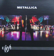 METALLICA POSTER, WITH MICHAEL KAMEN... (SQ6)
