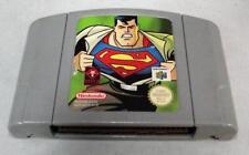 Superman Nintendo 64 N64 PAL