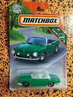 Matchbox 2019 VOLKSWAGEN TYPE 34 KARMANN GHIA Metal MBX Road Trip 12/20 Green