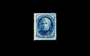 US Stamp Mint Original Gum Hinged, VF S#185- generous sized margins