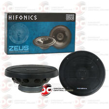"HIFONICS ZS653 6.5"" 6.-5-INCH CAR AUDIO 3-WAY CAR AUDIO COAXIAL SPEAKERS ZEUS"