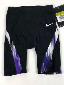 Boys Nike Performance Swim Jammers Shorts Swimsuit Trunks NWT 22 NESS7002