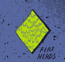 Fire Heads S/T LP - Fire Retarded, Hussy, Big Neck, Bobby Hussy