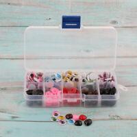 150pcs Plastic Self-adhesive Wiggle Googly Eyes /& 75pcs Nose for Dolls DIY