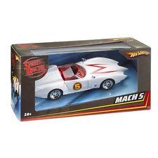 Mattel Hot Wheels M5978 2008 SPEED RACER MACH 5 Voiture Modèle Movie Version 1:24th